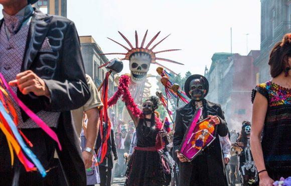 Origen e historia del Día de Muertos